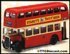 CORGI 41104 Leyland PD2 / MCW Orion Plymouth City Transport - PRE OWNED